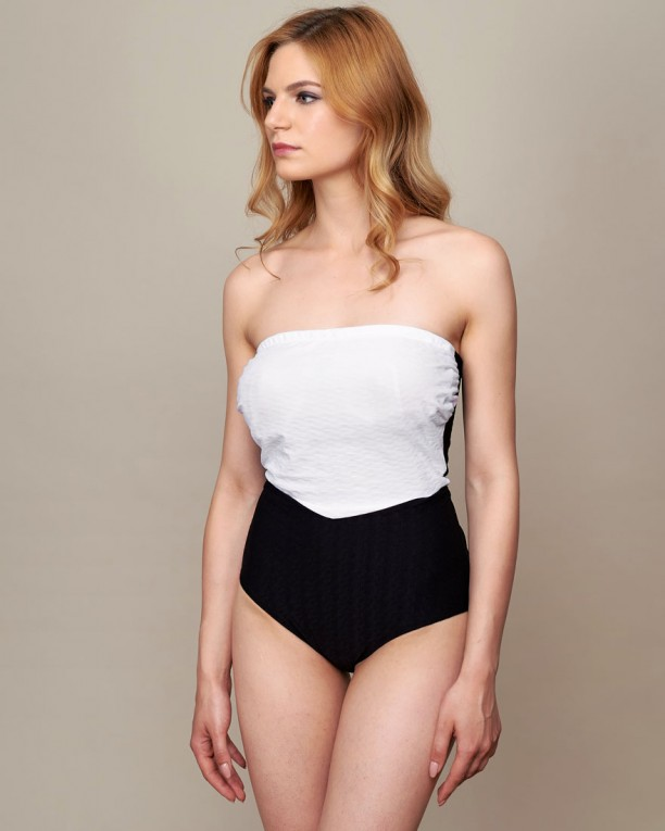 One piece swimsuit SESSILY