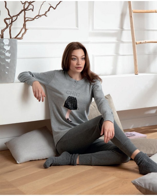Pyjama Cotonella CHIC