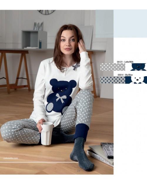 Пижама Cotonella Blue Bear