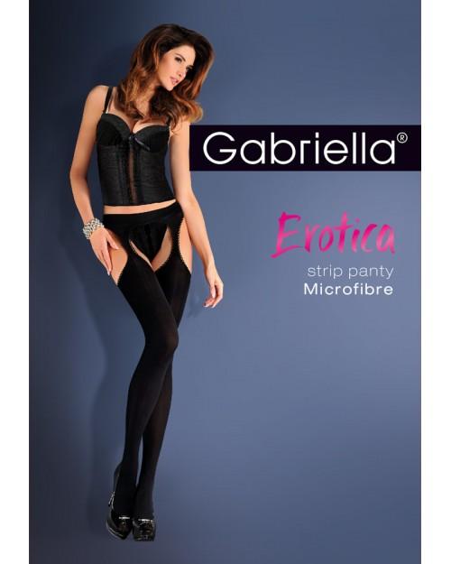 Strip panty Gabriella Erotica microfibre