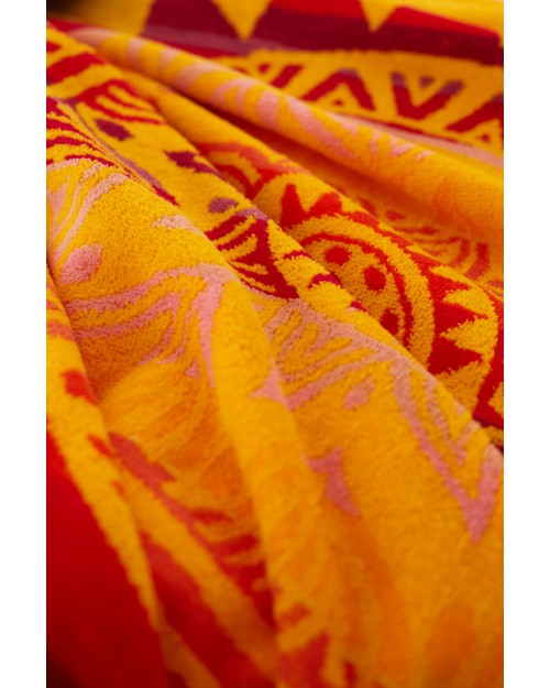 Beach towels Le Comptoir de la Plage - Yellow sun