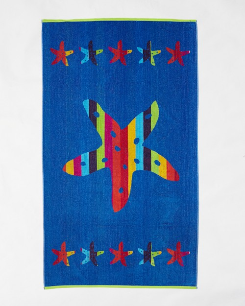 Beach towels Le Comptoir de la Plage - Sea star