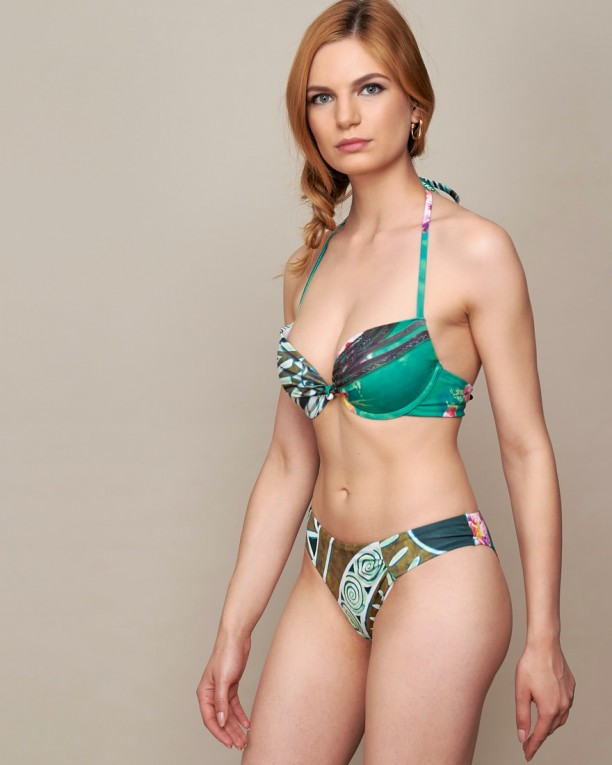 Swimwear top SESSILY