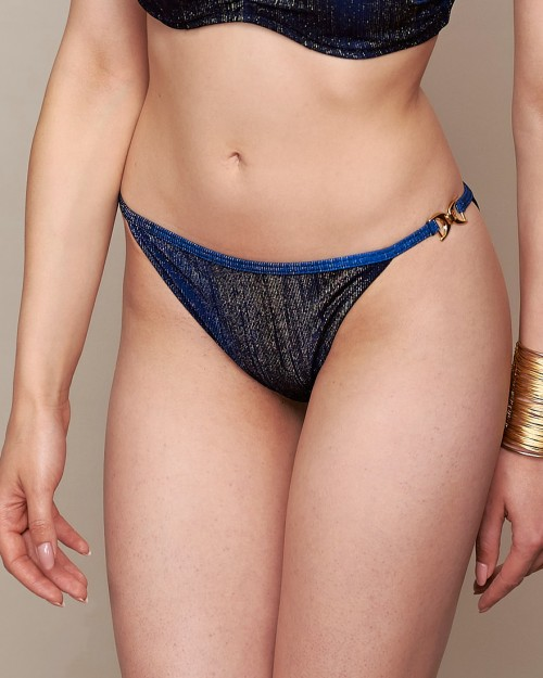 Bikini brief SESSILY BLUE LAGOON