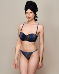 Bikini brief SESSILY BLUE LAGOON