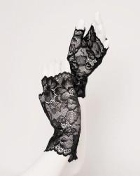 Gloves Black Night