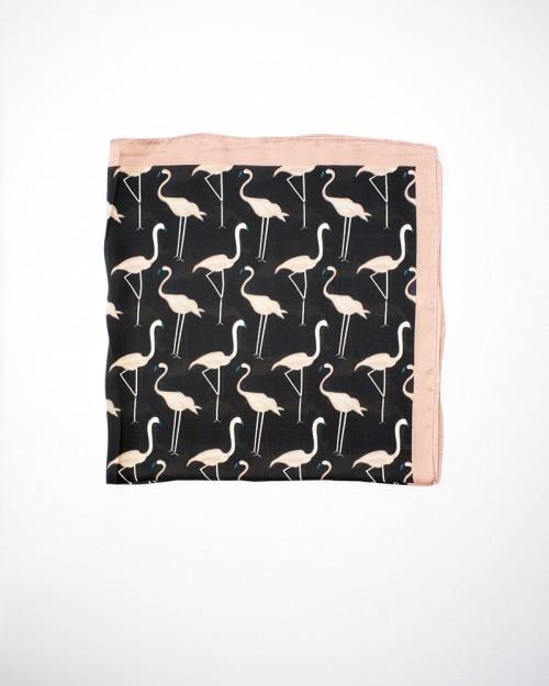 Scarf Flamingo